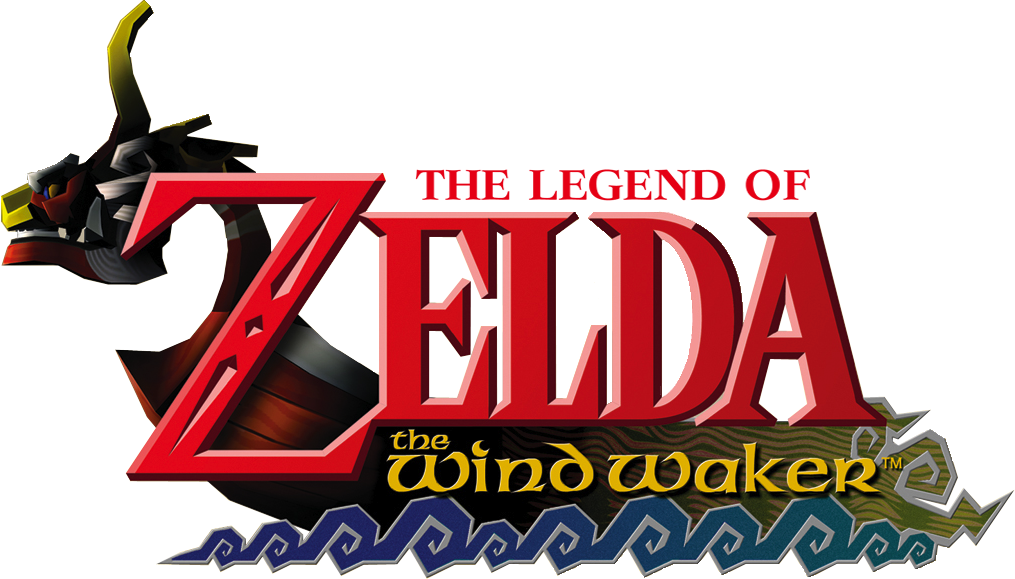 Logo for The Legend of Zelda: The Wind Waker